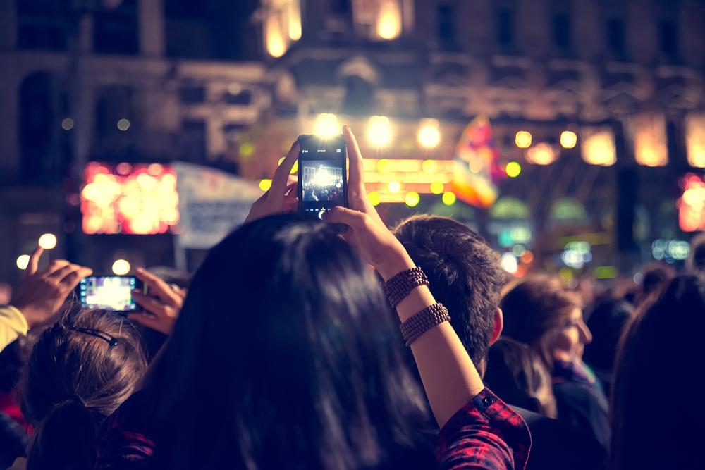 Dags att lära sig filma med mobilen!