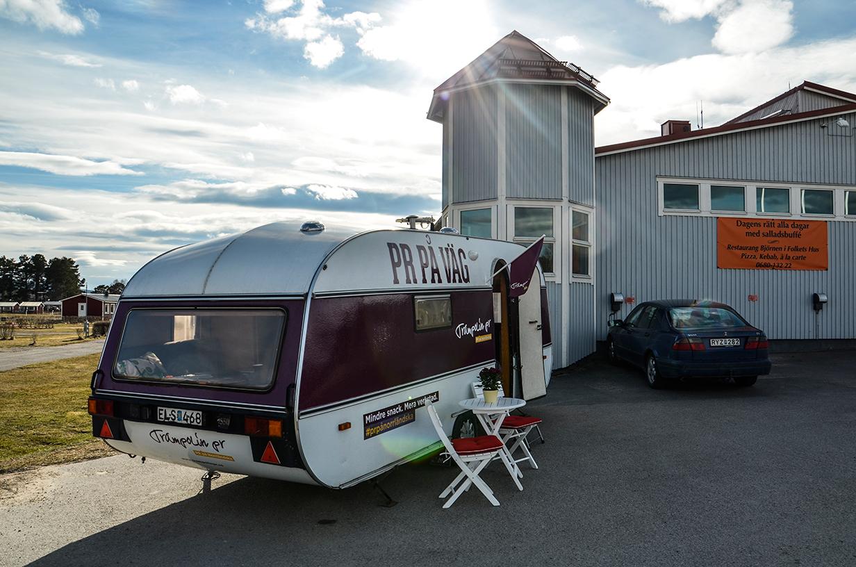 Mångsysslande glesbygdsföretag i Sveg